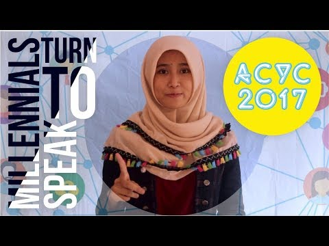 Cicilia Rana Latifah for Anti-Corruption Youth Camp 2017