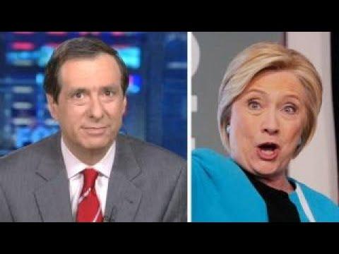 Kurtz: Hillary Clinton vs.