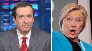 Kurtz  Hillary Clinton vs  'right wing' news
