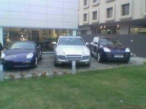 Luxury cars in pakistan