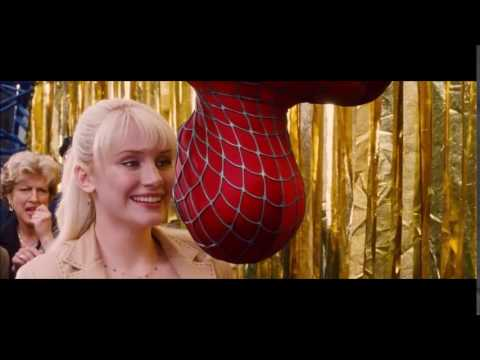 Spider-Man 3 - Gwen Stacy Kiss