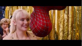 Spider-Man 3 - Gwen Stacy Kiss