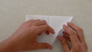 How To Build The Best Paper Origami Airplane, Best Flying Airplane In The World!!!