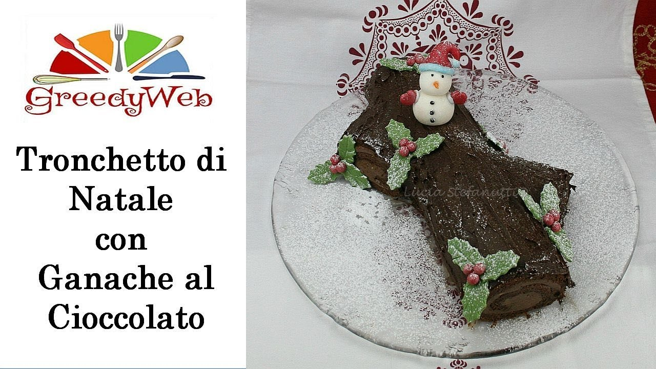 Tronco Di Natale Youtube.How To Make A Christmas Trunk