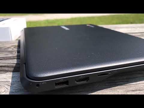 Samsung Chromebook 3 Review - Best Student Laptop?