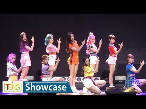 MOMOLAND(모모랜드) 'BAAM'(배앰) Showcase Stage (Fun To The World, Joo E, Nancy)