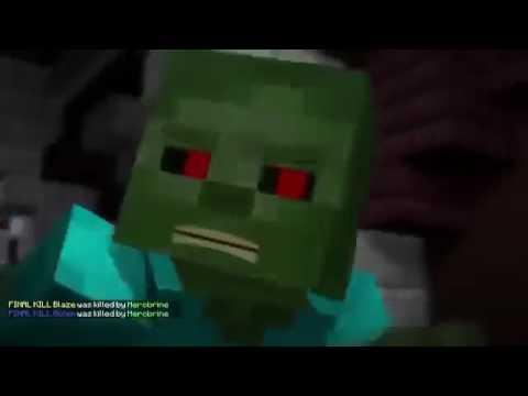 Minecraft animasyon gece gölgenin rahatına bak