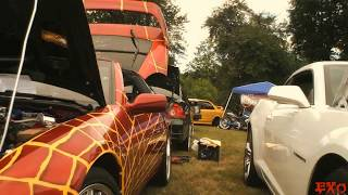 The Best Cars Of 2010 - AMAZING Show Rides w/ INSANE Sound Systems Car Audio & Craziest Motorcycles