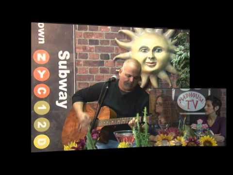 Martini Garden w/ Phil Bono (Singer/Songwriter)