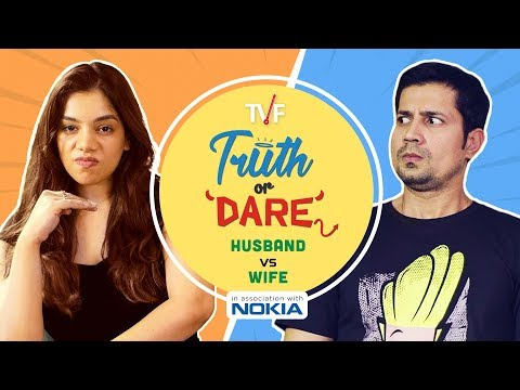 Truth or Dare: Husband vs. Wife feat. Permanent Roommates