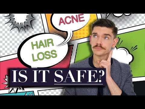 Is It Safe To Sleep With Hair Products In Your Hair? | Men's Hair