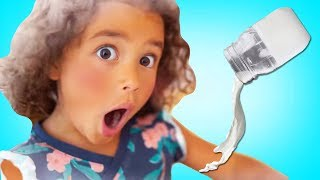 Uh-Oh! Who Spilled the Milk? | Learn to Tell the Truth