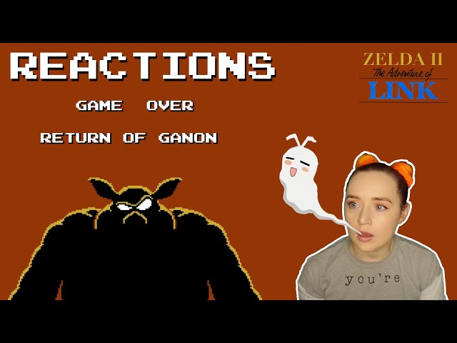 WHY ARE YOU LIKE THIS | Zelda 2 Reaction Highlights