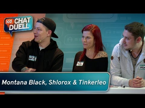 Chat Duell #6 | Montana Black, Shlorox & Tinkerleo gegen Simon, Gregor & Ilyass