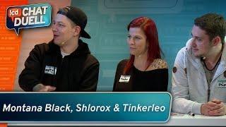 Chat Duell #51 | Montana Black, Shlorox & Tinkerleo gegen Simon, Gregor & Ilyass