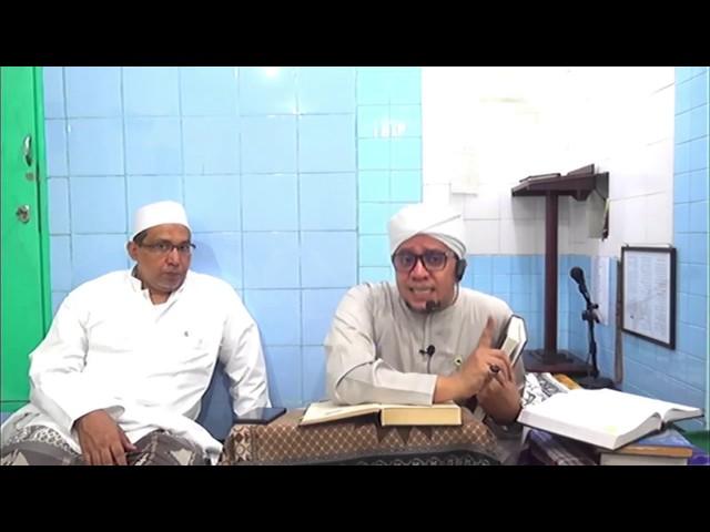 Kajian Tafsir Jalalain dari Masjid Al-Khoirot 13-07-2019