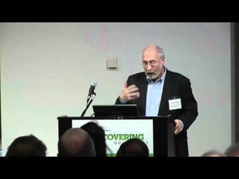 Joseph Stiglitz on Rediscovering Government