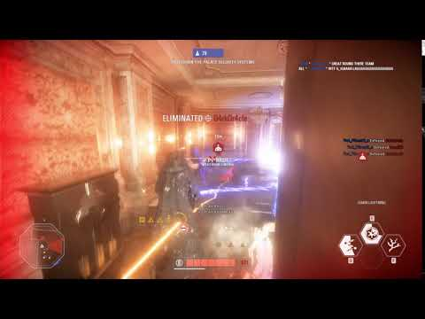 STAR WARS Battlefront 2: Palpy is strong
