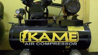 Petunjuk Perawatan Kompresor Udara IKAME
