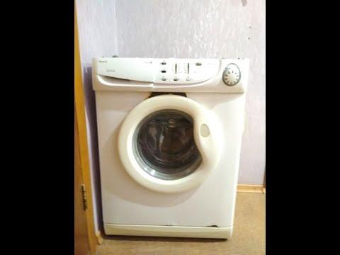 Ремонт стиральной машины Candy не отжимает.   Repair Candy washing machine does not spin.