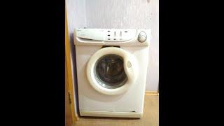 Ремонт пральної машини Candy не віджимає. Repair Candy washing machine does not spin.