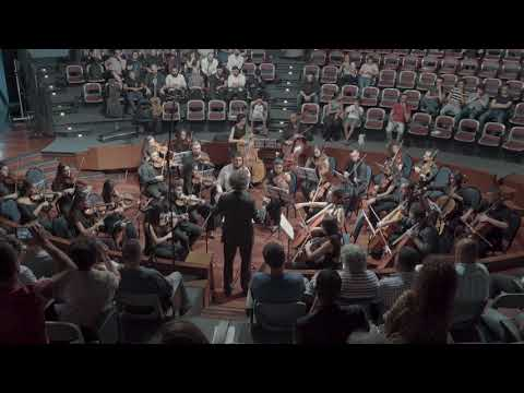 Chamber Symphony in C minor - YES Lebanon Orchestra 2017