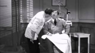 "Abbott & Costello - ""The Noose Hangs High"" Dentist Sketch - 1948"