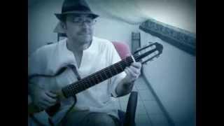 Berceuse (valse).(Francis Kleynjans) Guitare Classique