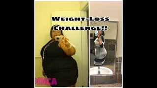 Weight Loss Challenge 30 Days: He Couldn't Reach My Tail