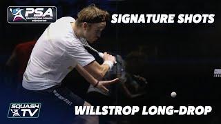 Squash: Signature Shots - Willstrop Long-Drop
