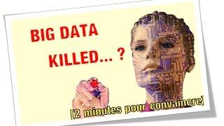 Big Data killed the video game [2min pour convaincre] S03_E04