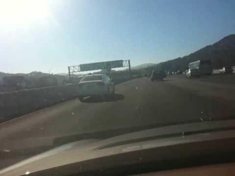 Traffic jams in Marin? Fuggedaboutit!