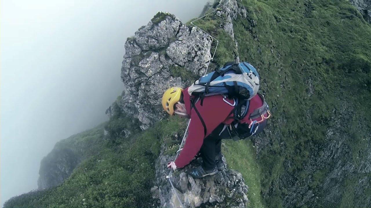 Klettersteig Kitzbüheler Horn : Outdoor folge klettersteig kitzbüheler horn