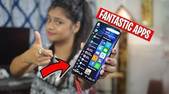 Top 6 FANTASTIC Android Apps You Must INSTALL  - BEST APPS 2019 - NO ROOT
