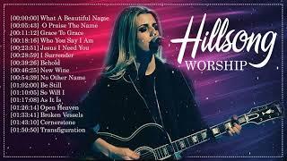 2 Hours Hillsong Worṡhip Praise Songs Nonstop ✝️ Top Hillsong Songs For Prayers Medley 2020
