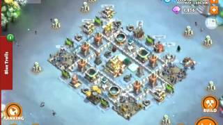 Samurai Siege Castle lvl 6 Base Layout