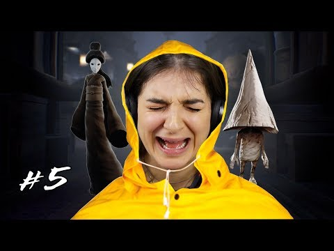 NÃO ENTENDI O FINAL! | Little Nightmares #5