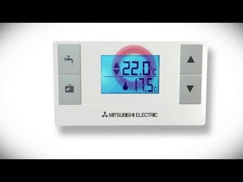 Mitsubishi Ecodan heat pump user guides & manuals - Source