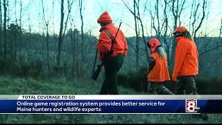 Maine to use new web-based system to gather hunting data