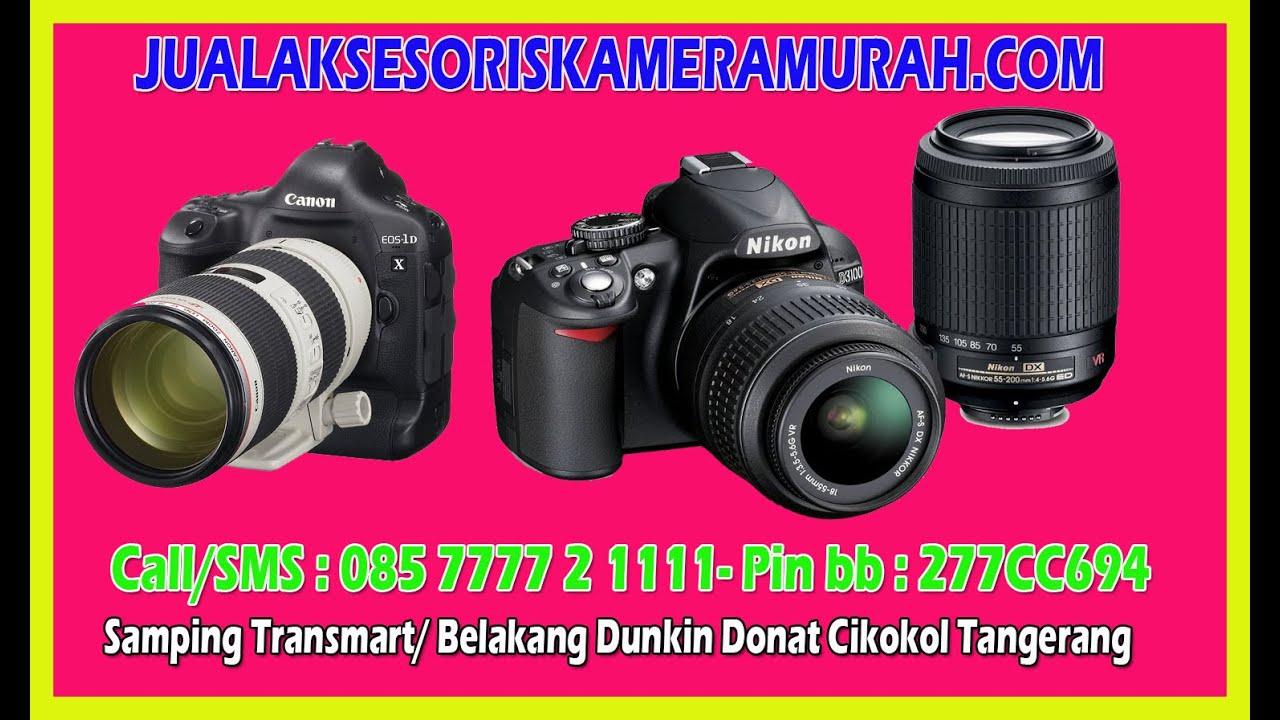 085 7777 2 1111 Jual Aksesoris Kamera Dlsr Di Palembang Youtube