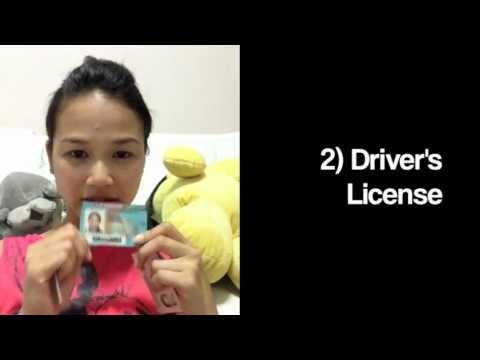 Applying for an International Driver's License with Automobile Association of Singapore (AAS)