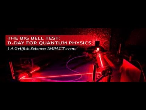 IMPACT Event: D-Day for Quantum Physics - The BIG BELL TEST