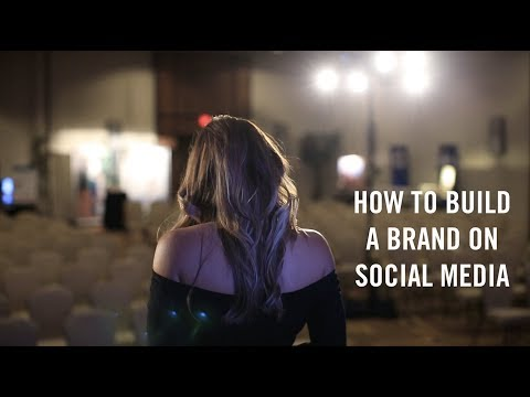 How to Build a Brand on Social Media