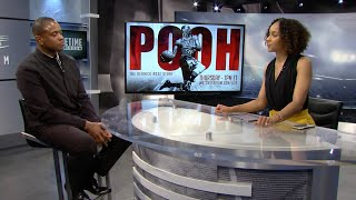 """Former NBA Player B.J. Armstrong Discusses """"Pooh: The Derrick Rose Story"""" 