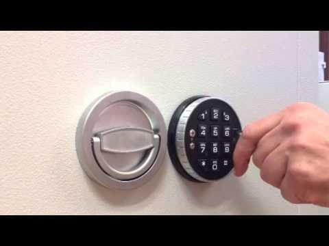 Bedienungsanleitung 2: Ändern Des Codes - Elektronikschloss Lagard 66E Mit Dallas Key