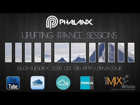 DJ Phalanx - Uplifting Trance Sessions EP. 188 / aired 15th July 2014