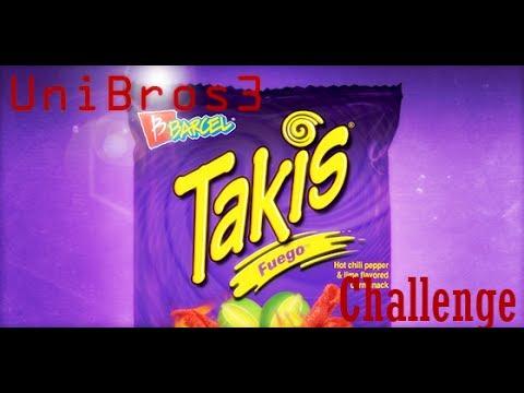 Takis Challenge!