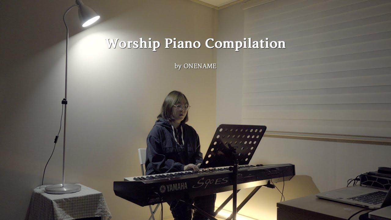 CCM 피아노 찬양 연주 모음 / 2시간 재생 / Worship Piano Compilation