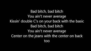 Bebe Rexha - Bad Bitch (Lyrics) ft. Ty Dolla $ign