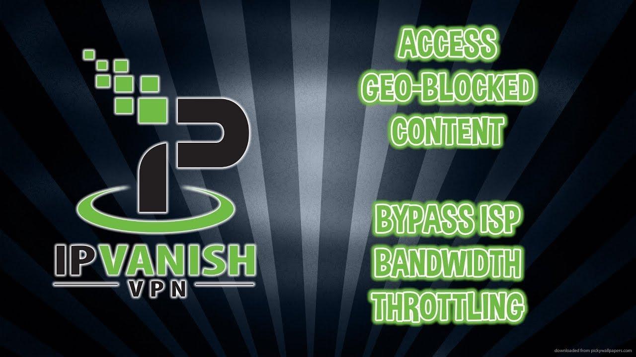 Ipvanish access geo locked content more on kodixbmc youtube ccuart Choice Image